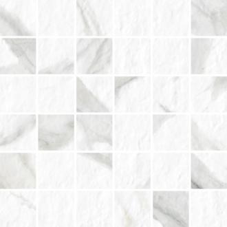 Blast Mosaico 4,7x4,7 Statuario 65572