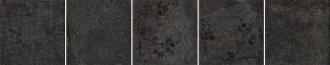 Castle Decoro Armonie 1-5 Charcoal (Set 5Pz) 64443