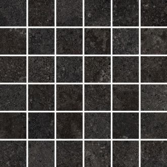 Castle Mosaico 4,7x4,7 Charcoal 64316