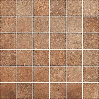 Cottage Mosaico 4,7x4,7 Cotto 64810