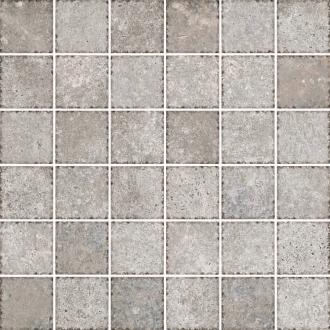 Cottage Mosaico 4,7x4,7 Grigio 64809