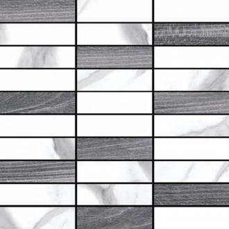 Extremewhite St Fl Msc Brick Mix Grey