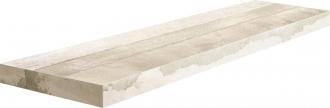 Materia Angolo Sn Gradino C. Retta White 64930