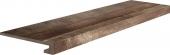 Materia Gradino Costa Retta Rust 64913
