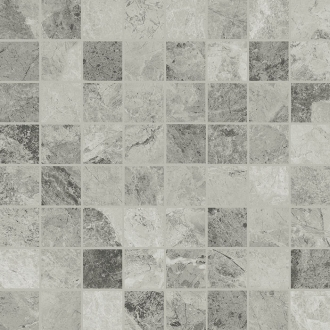Charme Extra Silver Mosaico Lux