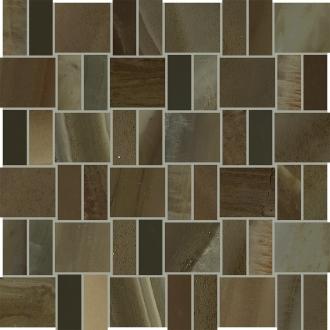 Charme Mosaico Intreccio 54 Mix Dark 44264