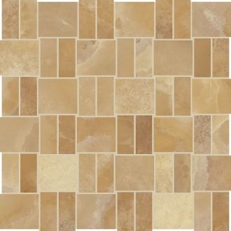 Charme Mosaico Intreccio 54 Onice Gold 44265