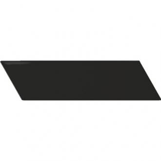 Chevron Wall Black Left Right 23367