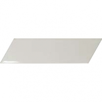 Chevron Wall Light Grey Left 23350