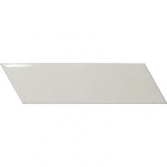 Chevron Wall Light Grey Right 23360