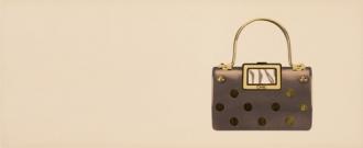 Chic Dec. Bag Beige