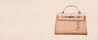 Chic Dec. Bag Pink