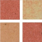 Cotto d' Albe Orange-Red Feudal 2056/311