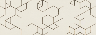 Clarity Decor Polygon Marfil