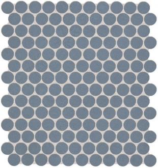 Color Line Silver Avio Round Mosaico