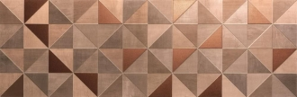 Color Now Tangram Rame Inserto