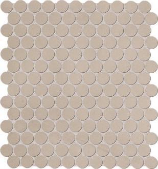 Color Now Tortora Round Mosaico