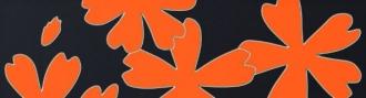 Colour L-Flower Orange 1