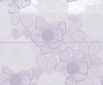 Composizione Bloom Lilac MLW D20K