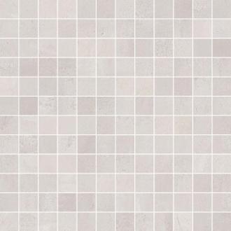 Concrea White Mos. Mini Lux Sat 7016080