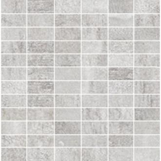 Concrete Mosaico Rettangoli Grey Nat.