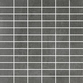 Concrete Mosaico Rettangoli Iron Nat.
