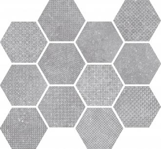 Coralstone Melange Grey Antislip