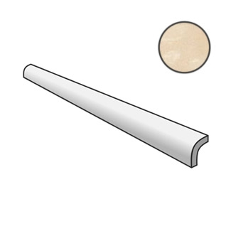 Country Pencil Bullnose Beige 23316