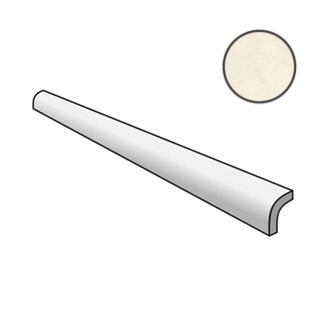 Country Pencil Bullnose Ivory 23315