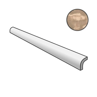 Country Pencil Bullnose Tobacco 23318