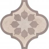 Curvytile Factory Blume Cream