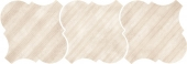 Curvytile Factory Trace Cream
