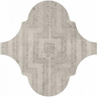 Curvytile Stone Patchwork Grey