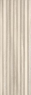 Daikiri Beige Wood Pasy Struktura