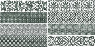 Deco Bricktrend White