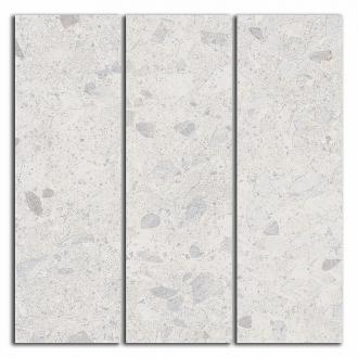 Декор Терраццо серый светлый мозаичный SG184/006