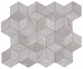 Delux Grey Tessere Rombi