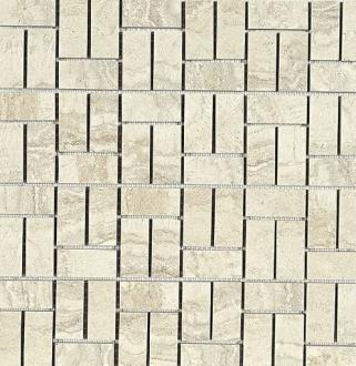 Domus Mosaico Brik Beige Glossy 4360