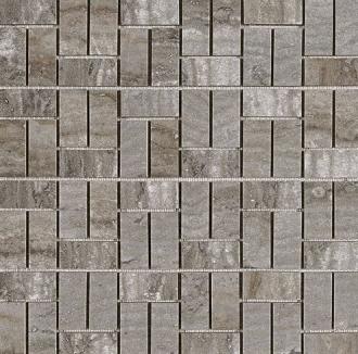 Domus Mosaico Brik Piombo Glossy 4388
