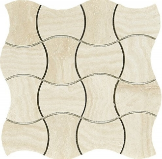 Domus Mosaico Trama Beige Nat 4562