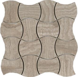 Domus Mosaico Trama Visione Glossy 4375