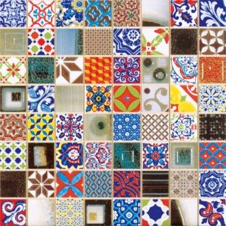 Ceramic Mosaics Artisan 186927