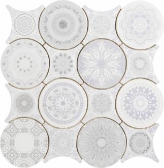 Ceramica Mosaico Frozen 187138