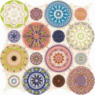 Ceramica Mosaico Mandala 186922
