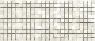 E_Motion White Tartan Mosaico