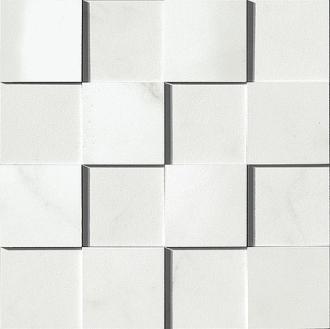 Eite Mosaico 3D Carrara Lapp. Rett.