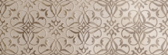 Clasic Decor Floral Beige Rlv Rect.