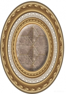 Clasic Medallon Oro