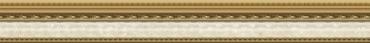 Бордюр El Molino Clasic Moldura Oro-Beige 3,5x30 полированный