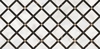 Emote Intarsio Bianco-Nero 262544